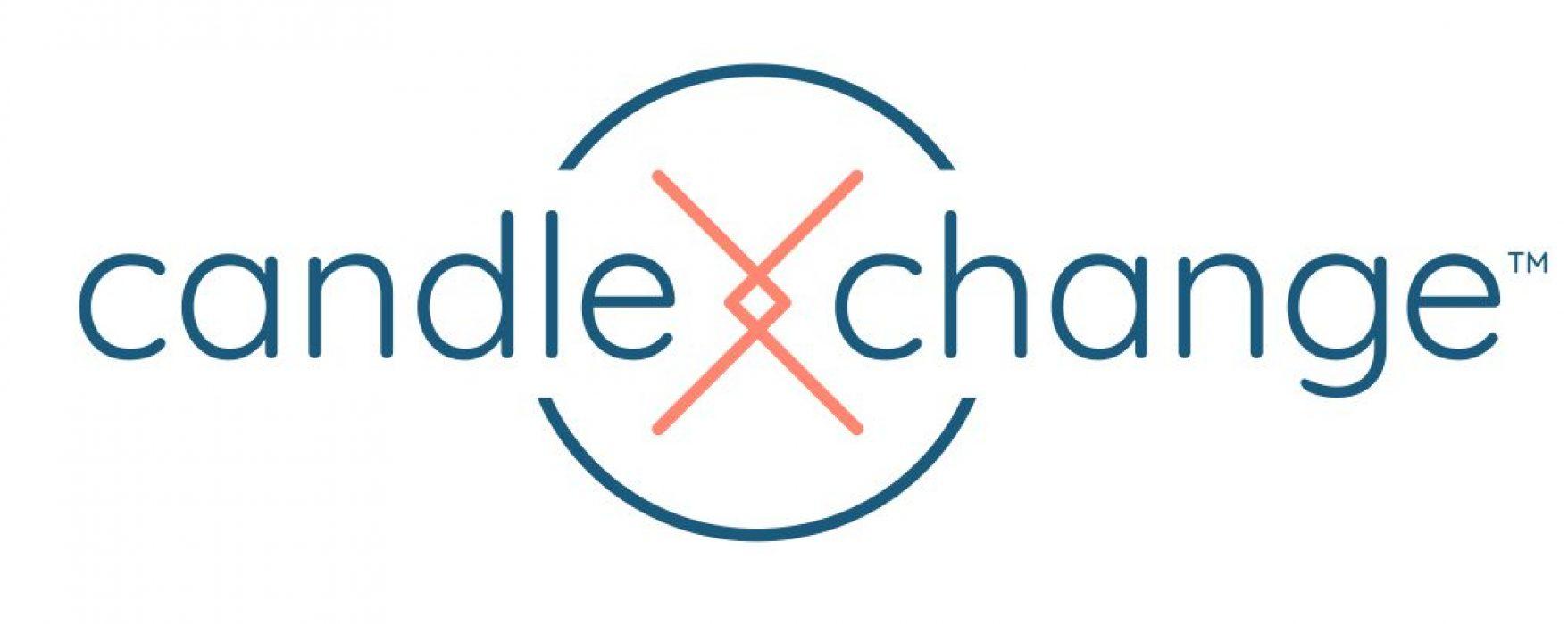 Candlexchange logo + icon - dark blue + dark coral PMS